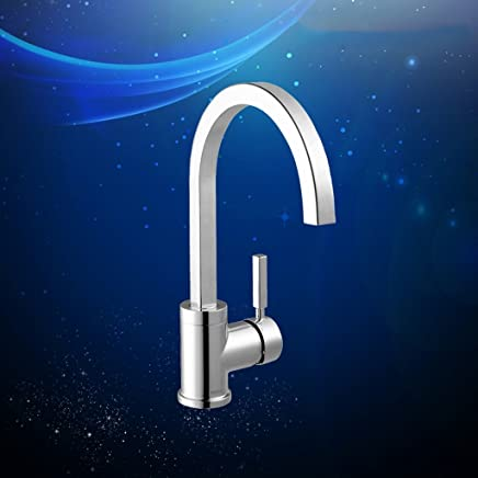 Sun LL Faucet Hot And Cold Kitchen Single Hole Single Throw High Sink Sinks