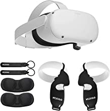 Oculus Newest Quest 2 VR Headset 256GB Holiday Christmas Family Bundle, Advanced All-in-One Virtual Reality Headset, NexiG...