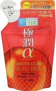 肌ラボ 極潤α ハリ化粧水しっとりタイプ <つめかえ用> 170mL