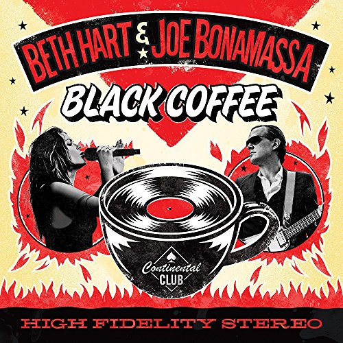 Joe Bonamassa: Black Coffee (Audio CD (Standard Version))
