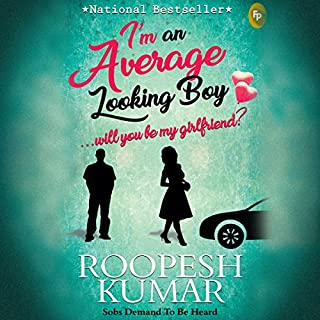 I'm an Average Looking Boy...Will You Be My Girlfriend? cover art
