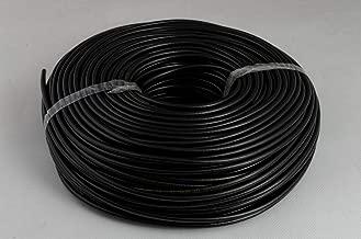 Precio 0,68 Euro/m - Bidatong RG58/U 25 m de papel - fabricado en Alemania - Cable de antena de 50 Ohm