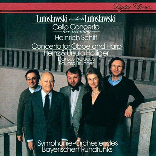 Witold Lutosławski & Symphonieorchester des Bayerischen Rundfunks