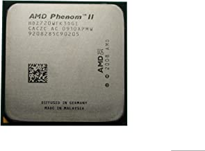 AMD Phenom II X3 720 2.8 GHz CPU Processor Socket AM2+ AM3 938-Pin