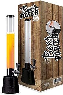Girafe à Bière | Tireuse à Bière | Qualité Premium | 3.5L | Distributeur de Boisson | Grande Capacité | Bar | House Party...