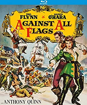 Against All Flags [Blu-ray]