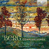 Berg:Complete Songs