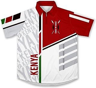 ScudoPro Kenya Technical Polo Shirt for Men and Women