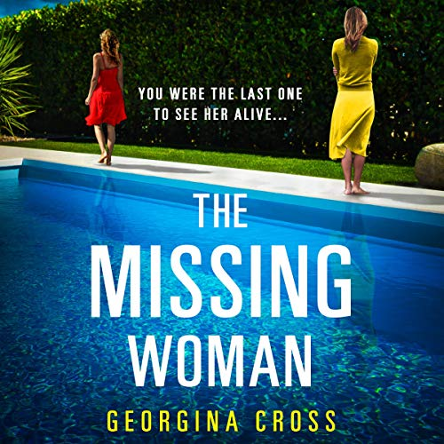 The Missing Woman Audiobook By Georgina Cross cover art