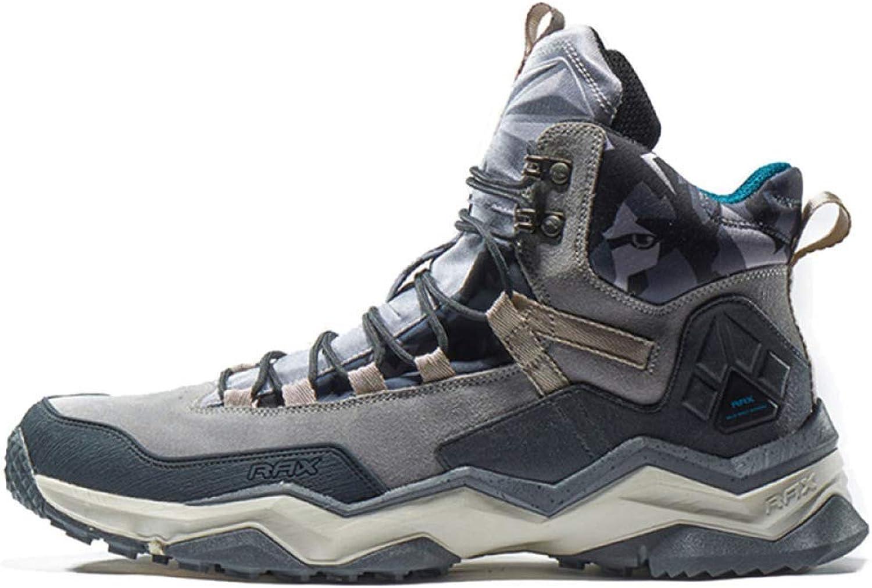 Dscx Män's low Waist skor, Hiking Running skor, Outdoor Sports Fitness Mes Andable Hiking Training skor, 39 -46, grå, 45EU