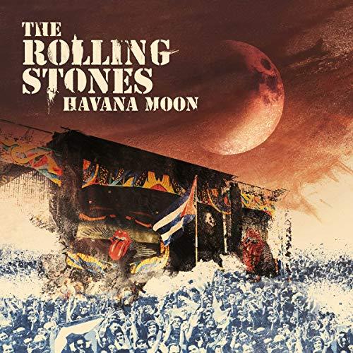 Rolling Stones - Havana Moon (DVD + 2 CDs) [3 Discs]