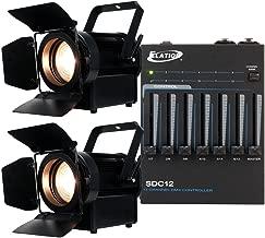ADJ American DJ Encore FR50Z Fresnel 2-Pack w/DMX Controller