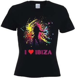 Women's I Love Ibiza T-Shirt