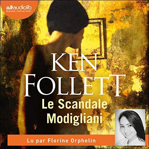 Couverture de Le Scandale Modigliani