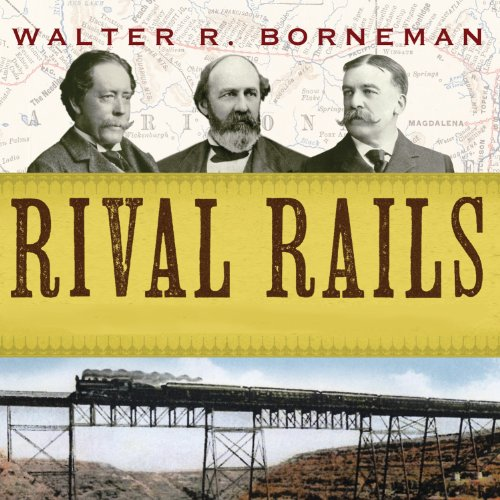 Rival Rails audiobook cover art