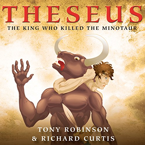 Theseus: The King Who Killed the Minotaur cover art
