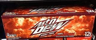 Mtn Dew 2017 Game Fuel - 12 - 12oz Cans (Tropical Burst)