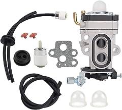 Mannial WYA-1-1 Carburetor fit Redmax BCZ3060TS EZ25005 BCZ2400S BCZ2500 GZ25N23 GZ25N14 BCZ2600S BCZ2600SU BCZ2600SW BCZ2500S BCZ2460S BCZ2600 Trimmer Brush Cutter Blower