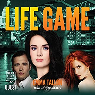 Life Game audiobook cover art