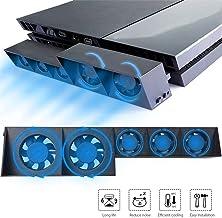 EEEKit Ventilador de enfriamiento para PS4, USB Refrigerador