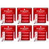 SmartLife Lip Balm, Strawberry, 3 Count (Pack of 6)