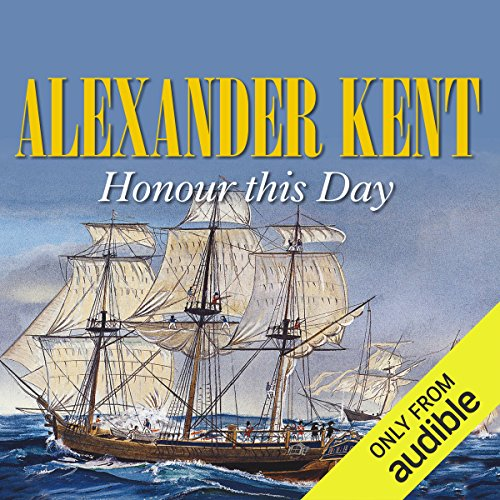 Honour this Day audiobook cover art