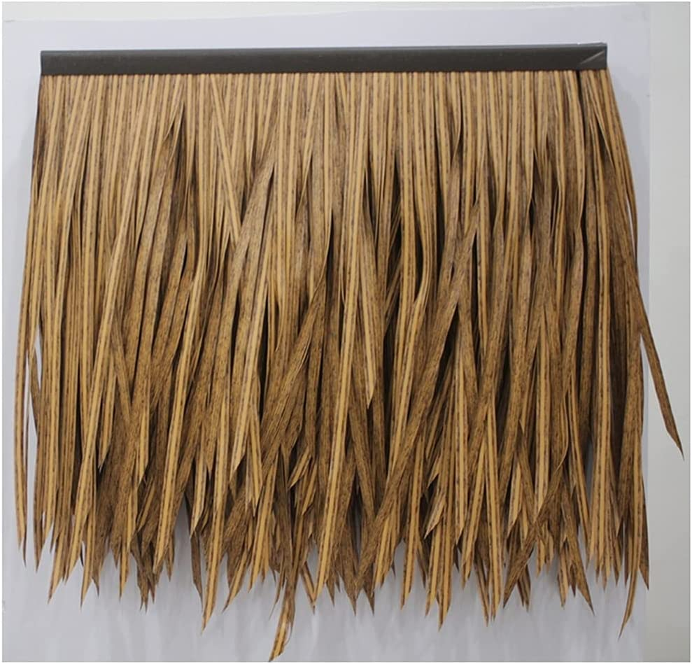 PE Simulation Same day shipping Thatch Tile Roof Courier shipping free Artificial Plastic Grass Fur Stra