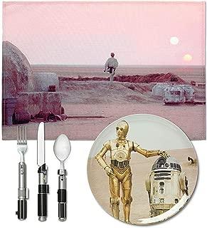 Star Wars Tatooine Dinner Set