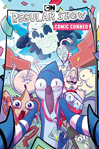 Regular Show: Comic Conned: 6
