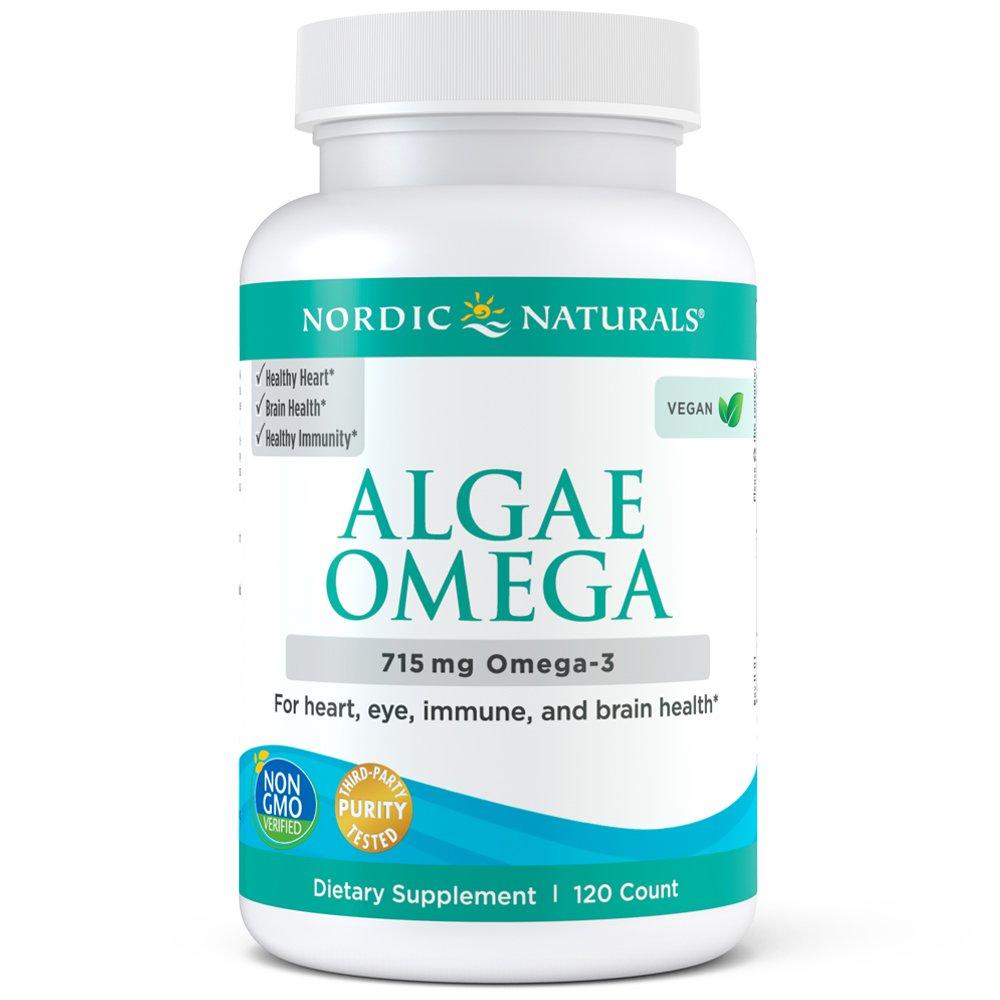Nordic Naturals Algae Omega Vegetarian