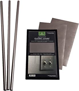 Aspect Backsplash Accessory Kit (Stainless)