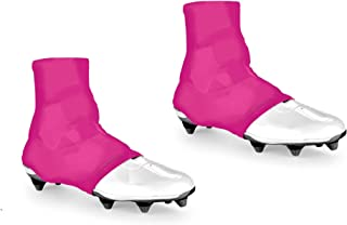 2Tone Cleat Covers - Youth & Adult Sizes - Breast Cancer Awareness