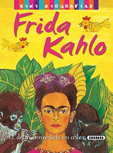 Frida kahlo: 1 (Mini biografias nº 11) eBook: Cabrero, Juan José ...
