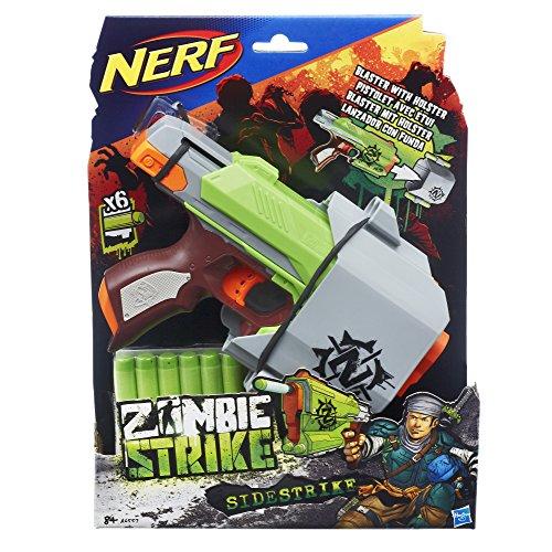 Hasbro Nerf A6557EU5 - Zombie Sidestrike