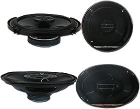 "Pioneer TS-G6930F 6x9 3-Way Speakers + TS-G1620F 6.5"" 2-Way Car Audio coaxial Speakers photo"