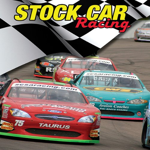 Stock Car Racing cover art