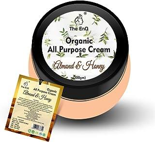 The EnQ Organic All Purpose Cream (Almond & Honey)
