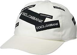 f0e885672600b Dolce gabbana logo baseball cap