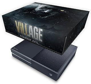 Capa Anti Poeira Xbox One Fat - Resident Evil Village