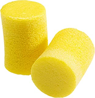 3M Ear Plugs, E-A-R Classic 390-1000, Foam, Uncorded, Disposable, NRR 29, For Drilling, Grinding, Machining, Sawing, Sanding, Welding, Bulk, 200 Pair/Box