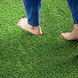 アイリスオーヤマ リアル 防草 人工芝 国産 2×10 ロールタイプ 芝丈 3cm Uピン付属なし 防草タイプ RP-30210 雑草 メンテナンス 不要
