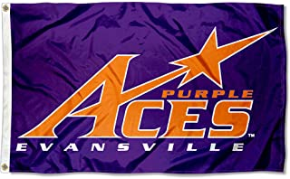 evansville purple aces logo
