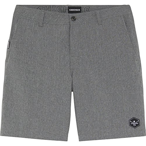 Chiemsee Herren Boardshorts, neutral grey me, 36