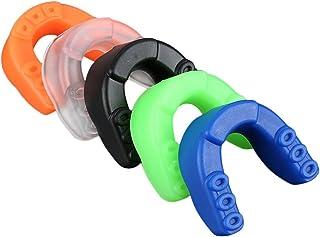 RaiFu シリコーン マウス ガード ボイル バイト ガムシールド歯のプロテクター 歯科 ガードラグビーボクシングの激しい 運動