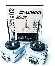 D-Lumina D3S 6000 K 12 V 35 W Xenon Vision HID Xenon juego de bombillas (2 bombillas)