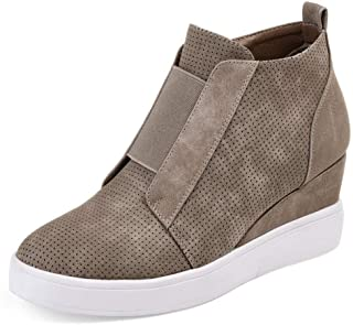 Women's Wedge Sneakers Platform Sneakers