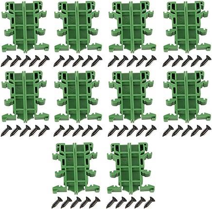 50 Stück Ch2 Feder Schnell Draht Verbindungsstecker Kabel Klemme Klemmen Bl J2X2