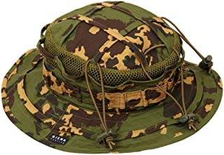 "Giena Tactics Boonie Hat Panama Woodman MOD2 A Lot of Russian Patterns | ""Hillock"" Effect 