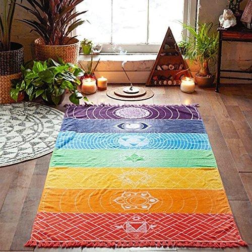 Yoga Chakra Blanket