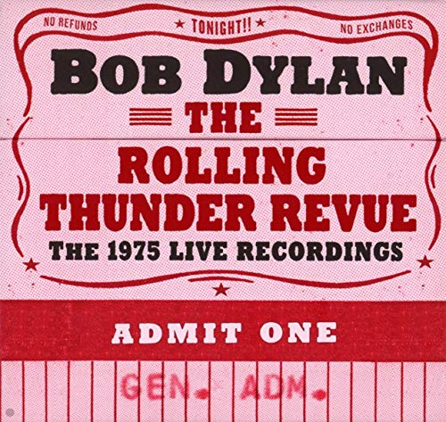 The Rolling Thunder Revue: The 1975 Live Recordings (Box 14 Cd)